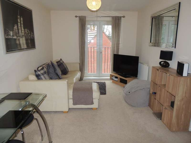 2 Bedrooms Apartment Flat for sale in Oakville Drive, Bournville, Birmingham, B31 2AN