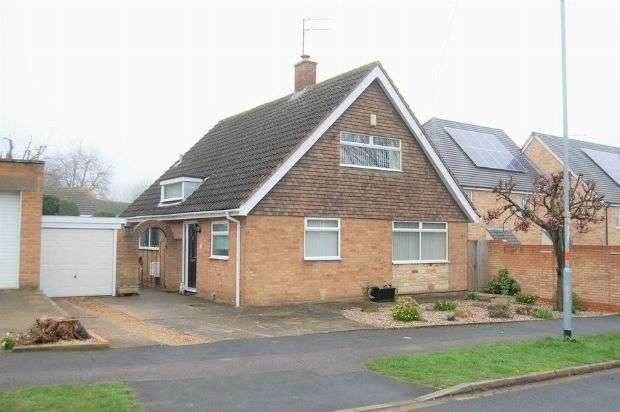 3 Bedrooms Detached House for sale in Filleigh Way, Abington Vale, Northampton NN3 3LZ
