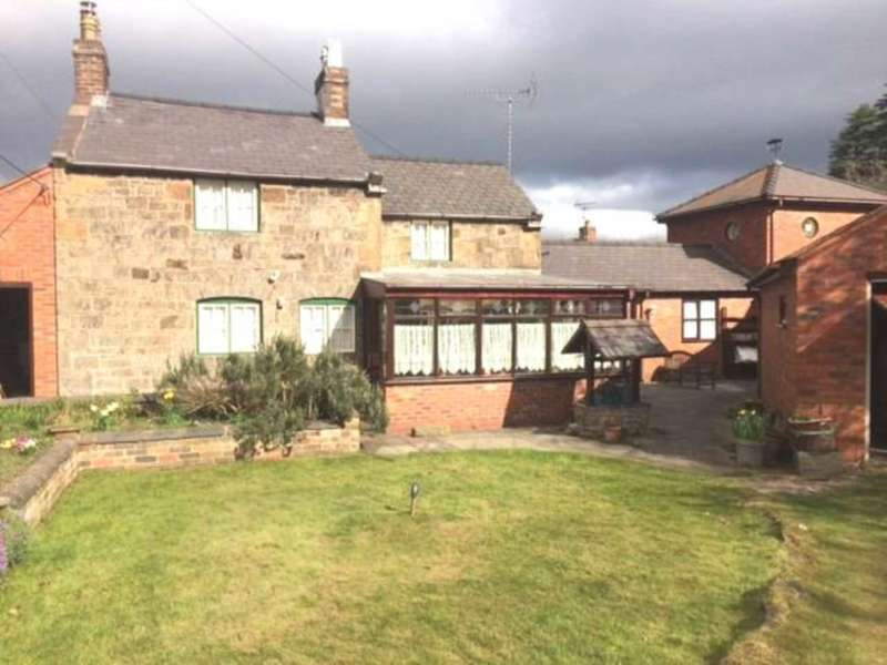 3 Bedrooms Cottage House for sale in Hawarden Road, Penymynydd, Flintshire. CH4 0NA