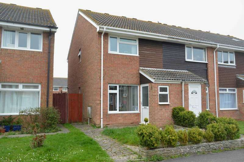 2 Bedrooms End Of Terrace House for sale in Gibson Close, Lee On The Solent