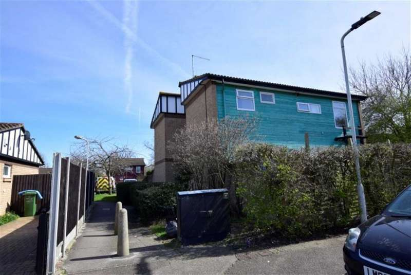 1 Bedroom Flat for sale in Rectory Road, Basildon, Essex