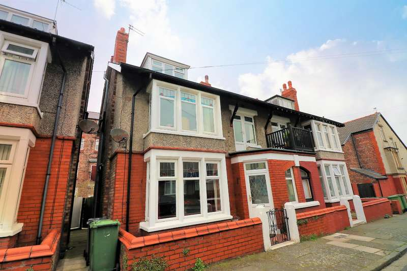4 Bedrooms House for sale in Beckenham Road, Wallasey, CH45 2NZ