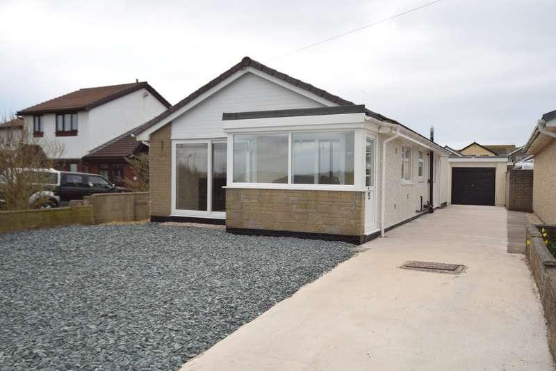 2 Bedrooms Detached Bungalow for sale in Tideway Drive, Walney, Cumbria, LA14 3YD