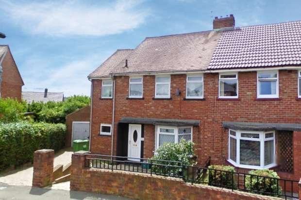 4 Bedrooms Semi Detached House for sale in Tudhoe Moor, Spennymoor, Durham, DL16 6EY