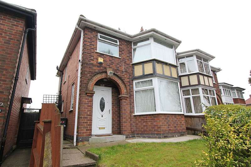 3 Bedrooms Semi Detached House for sale in Portland Street, Derby, Derbyshire, DE23 8PJ