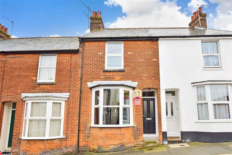 2 Bedrooms Terraced House for sale in Lancaster Road, , Canterbury, Kent