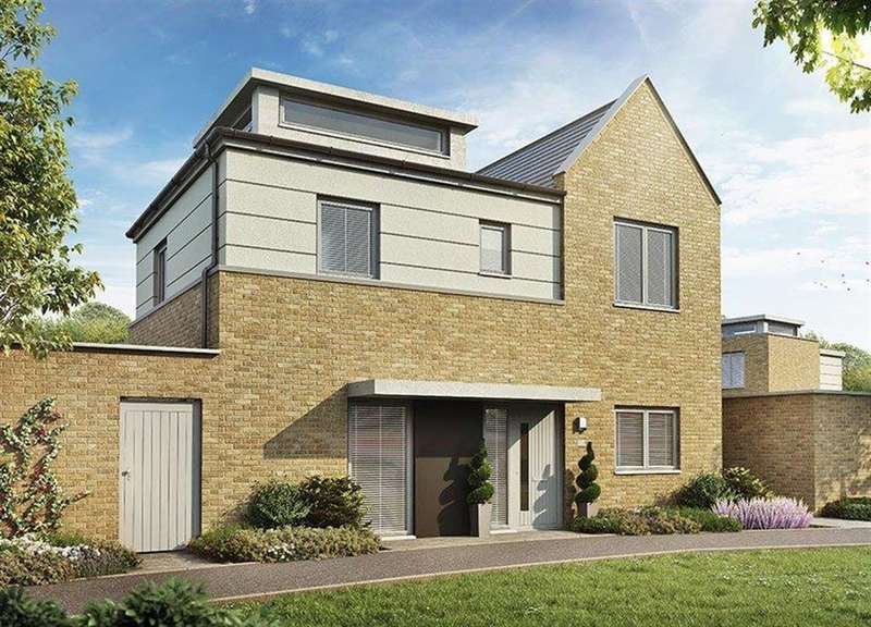 3 Bedrooms Detached House for sale in Hollow Lane, The Observatory, Canterbury, Kent