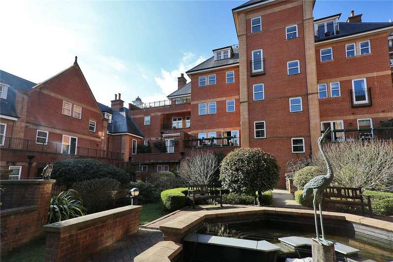 4 Bedrooms Flat for sale in Post Office Square, London Road, Tunbridge Wells, Kent, TN1
