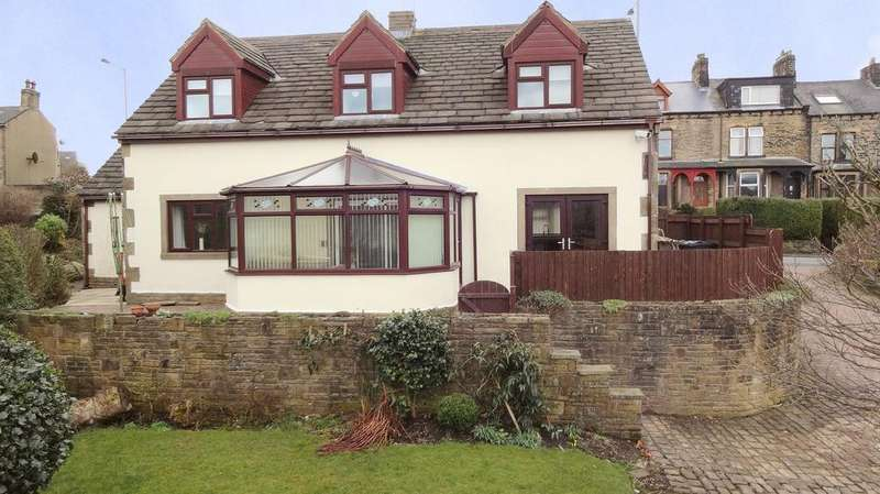 5 Bedrooms Detached House for sale in 662 Huddersfield Road, Wyke BD12 8JR