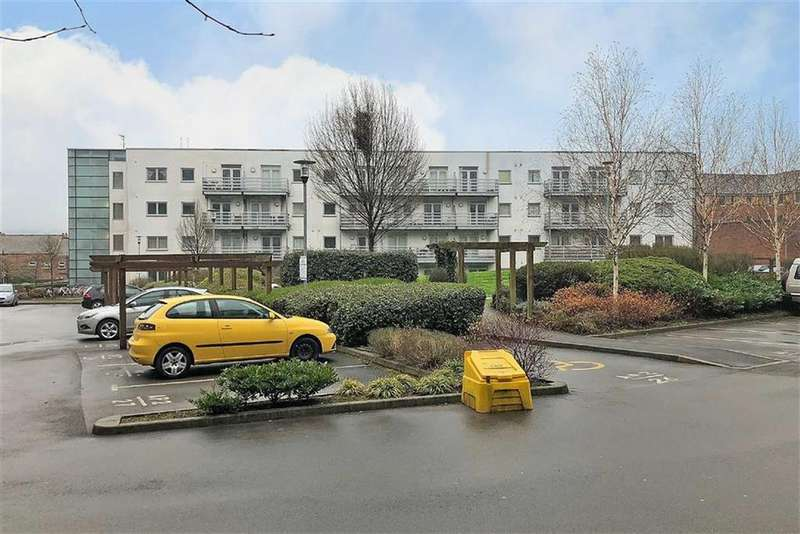 2 Bedrooms Flat for sale in 51, Anchor Point, 54 Cherry Street, Sheffield, S2