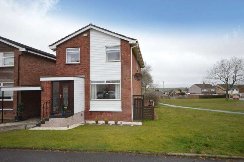 4 Bedrooms Detached Villa House for sale in 6 Peathill Avenue, Chryston, Glasgow, G69 9NP