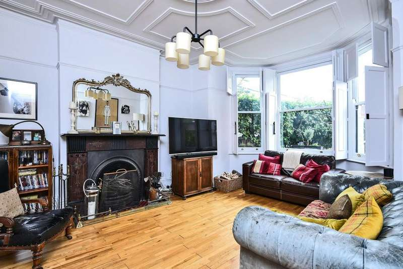 5 Bedrooms End Of Terrace House for sale in Greenham Road, Muswell Hill