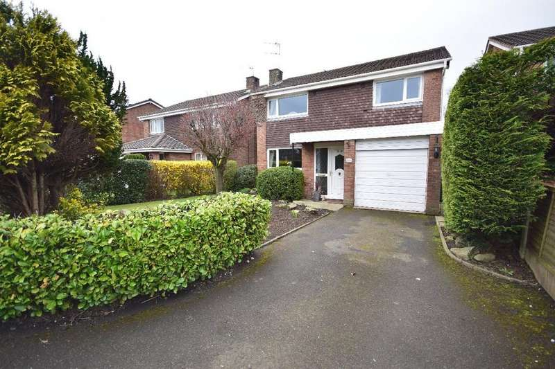 4 Bedrooms Detached House for sale in Southdown Crescent, Cheadle Hulme