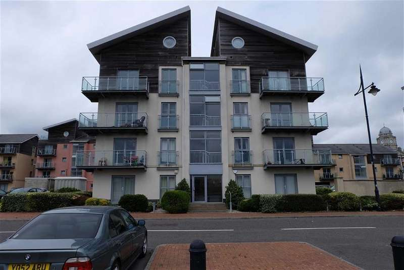 2 Bedrooms Duplex Flat for sale in Romanza House, Barry, Vale Of Glamorgan