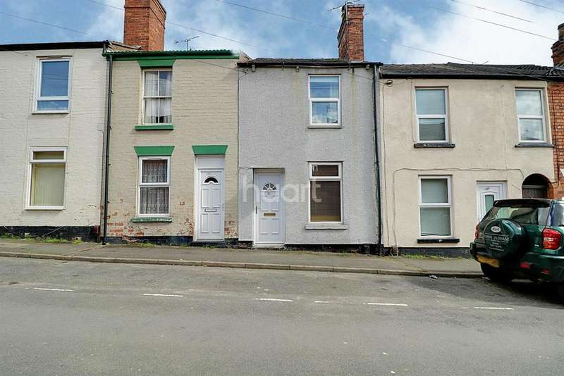 2 Bedrooms Terraced House for sale in John Street, Lincoln