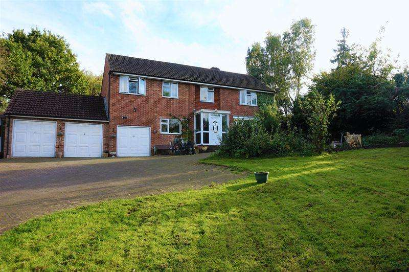 6 Bedrooms Detached House for sale in Westmead Drive, Newbury