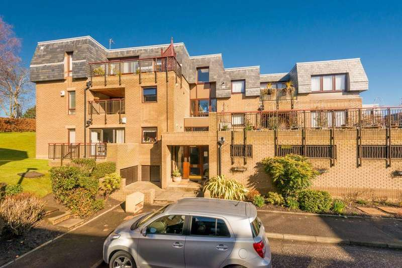 2 Bedrooms Flat for sale in 8/5 Rocheid Park, Edinburgh, EH4 1RU