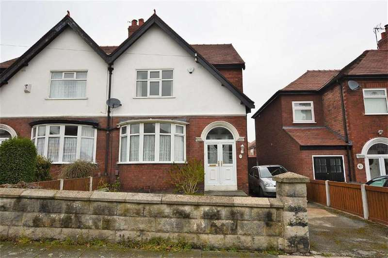 3 Bedrooms Semi Detached House for sale in St David Road, Claughton, CH43