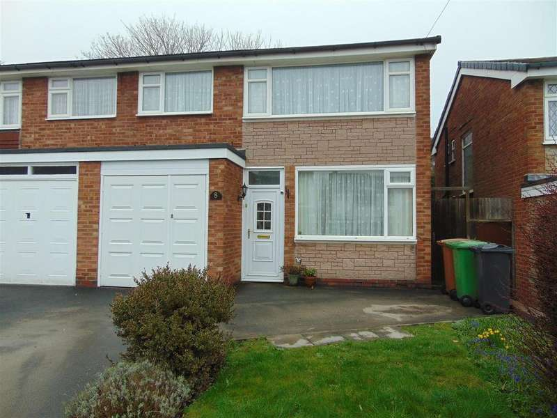 3 Bedrooms Semi Detached House for sale in Fordwater Road, Streetly, Sutton Coldfield