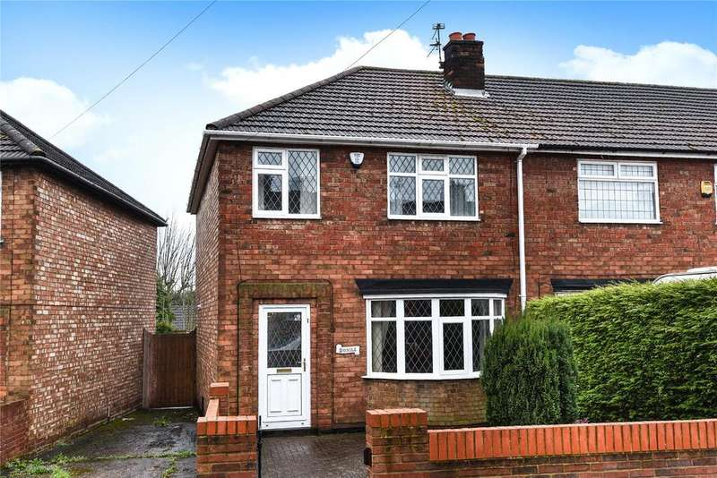 3 Bedrooms Terraced House for sale in Felstead Road, Grimsby, DN34
