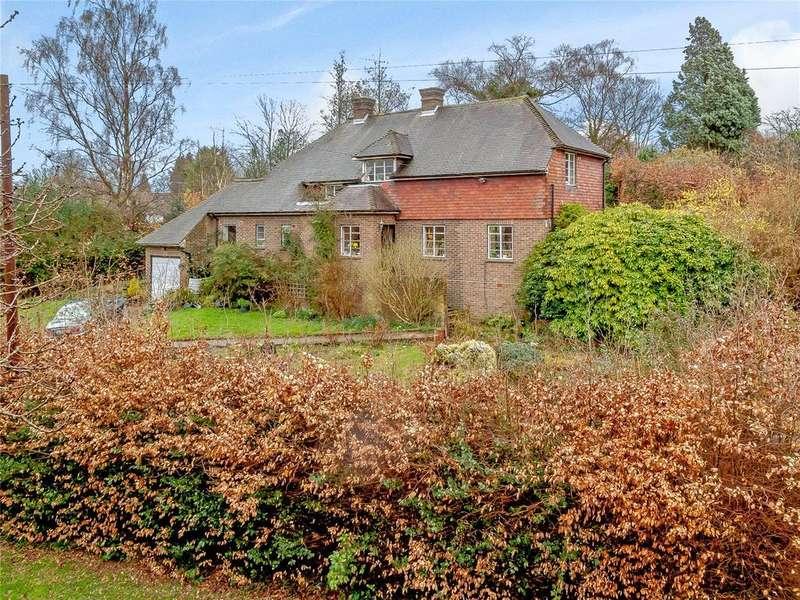 4 Bedrooms Detached House for sale in Brattle Wood, Sevenoaks, Kent