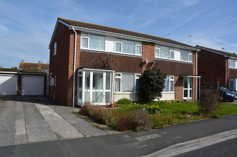 3 Bedrooms Semi Detached House for sale in Creswick Way, Burnham-On-Sea
