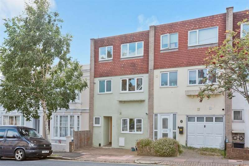 4 Bedrooms Terraced House for sale in Maldon Road, BRIGHTON, East Sussex