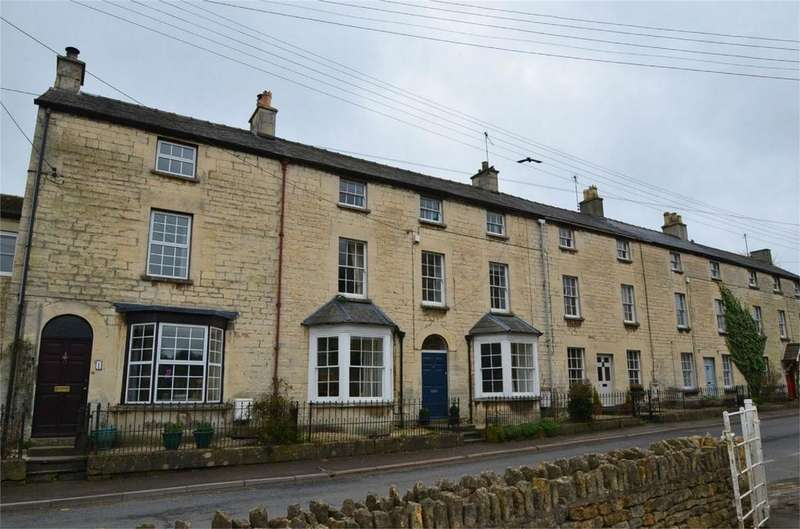 4 Bedrooms Terraced House for sale in Old Bristol Road, Nailsworth