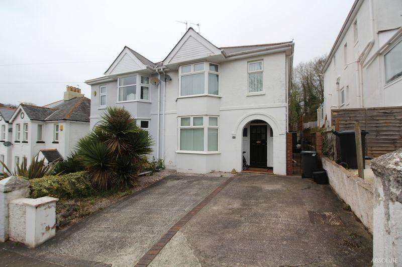 3 Bedrooms Semi Detached House for sale in Trumlands Road, Torquay