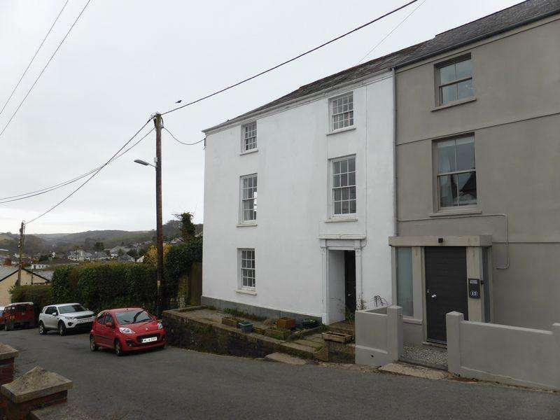 5 Bedrooms Terraced House for sale in Bodmin Hill, Lostwithiel