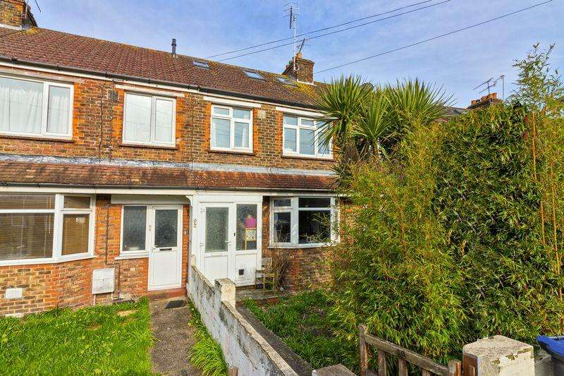 4 Bedrooms Terraced House for sale in Sompting Road, Worthing