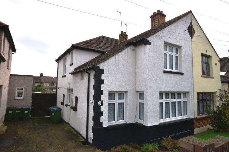 3 Bedrooms Semi Detached House for sale in Woodhurst Road, Abbey Wood, SE2 0HE