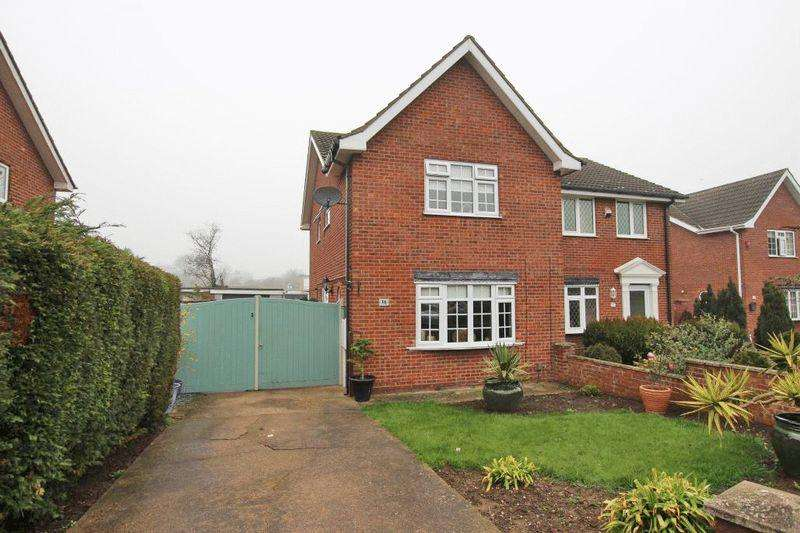 3 Bedrooms Semi Detached House for sale in QUANTOCK ROAD, SCARTHO