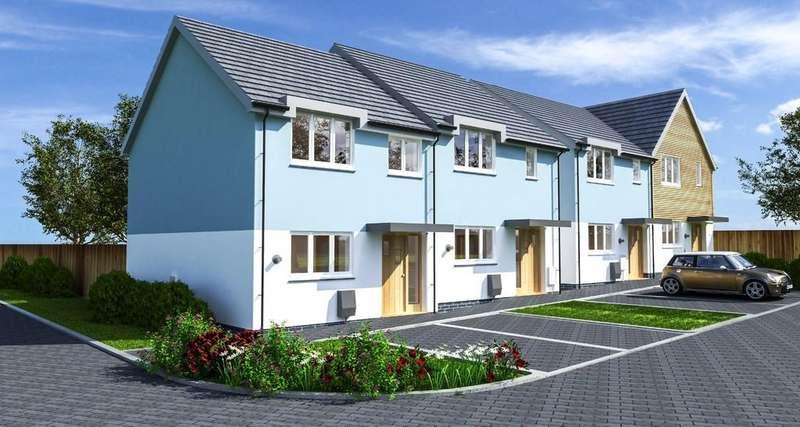 2 Bedrooms Terraced House for sale in Yelverton, Devon