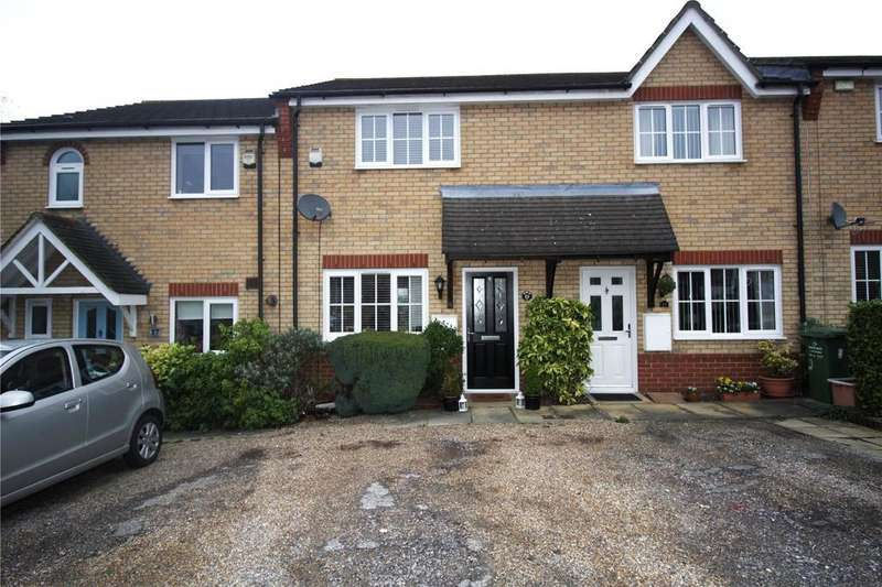 2 Bedrooms Terraced House for sale in Palm Mews, Steeple View, Essex, SS15