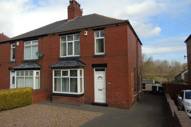 3 Bedrooms Semi Detached House for sale in 213 Dodworth Road, Barnsley, S70 6HT