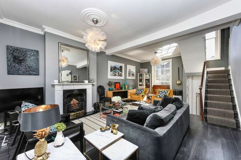 3 Bedrooms Terraced House for sale in Allingham Street, N1