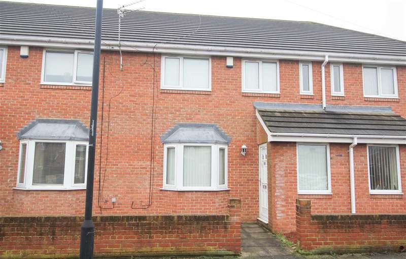 3 Bedrooms Terraced House for sale in Barras Avenue, Annitsford