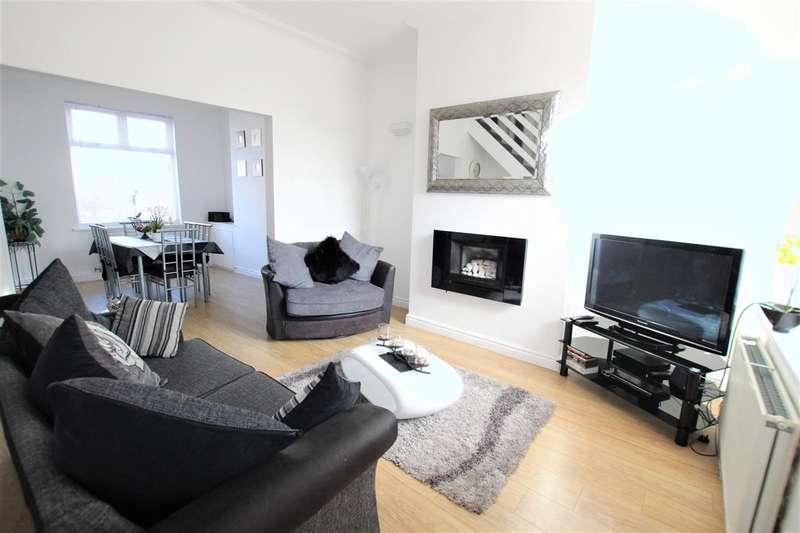 3 Bedrooms Terraced House for sale in Victoria Road, Walton-le-Dale, Preston