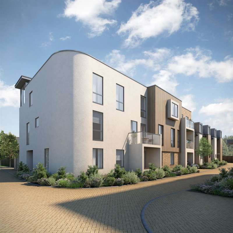 2 Bedrooms Apartment Flat for sale in Plot 5, Coval Lane, Central Chelmsford