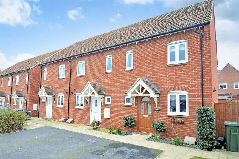 2 Bedrooms Property for sale in Nightingale Way, Didcot