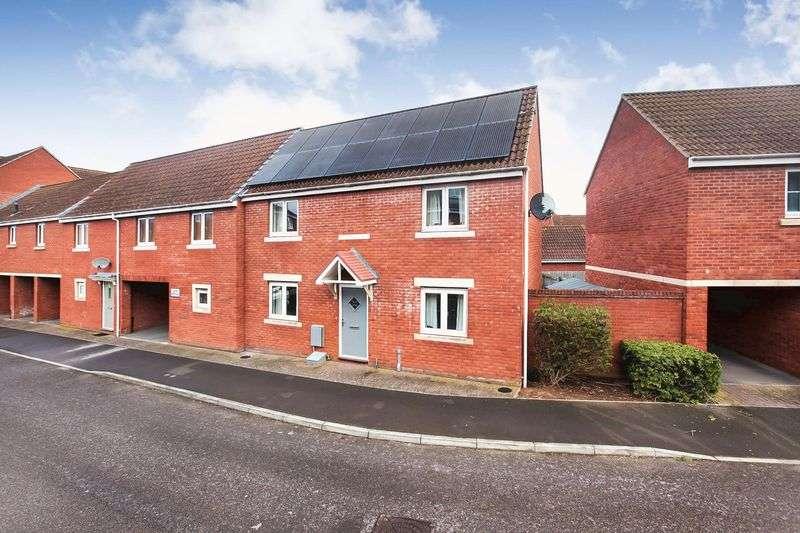 3 Bedrooms Property for sale in Marsa Way, Bridgwater