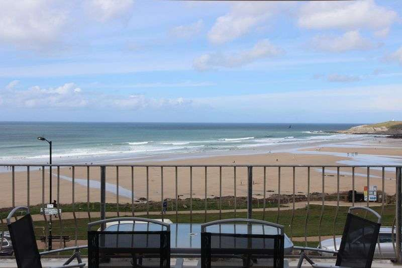 2 Bedrooms Property for sale in Esplanade Road, Newquay
