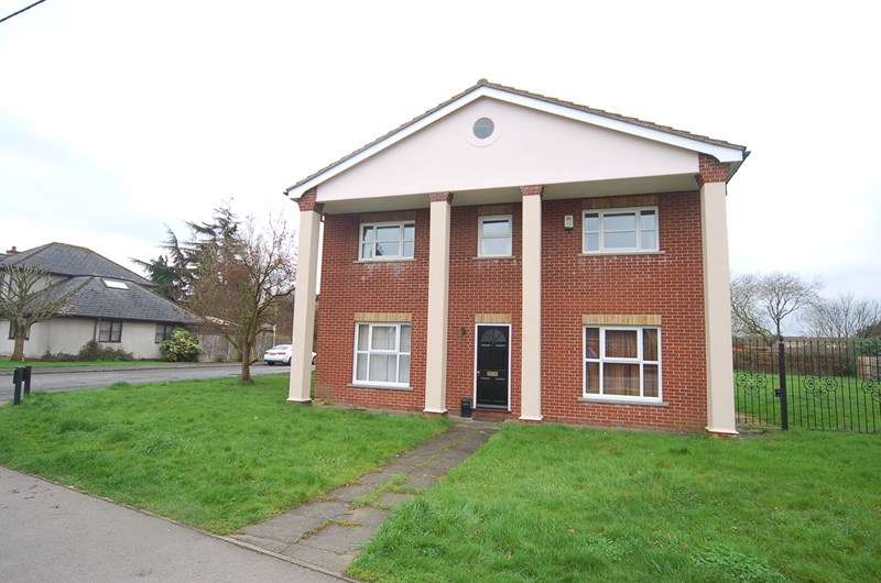 4 Bedrooms Detached House for rent in The Birches, Soham, Ely