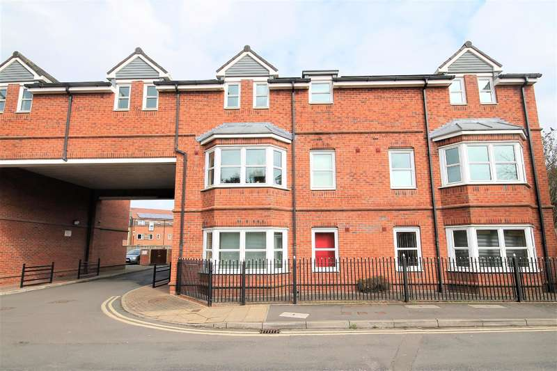 1 Bedroom Ground Flat for sale in The Archway, Little Hallfield Road, York, YO31 7UH