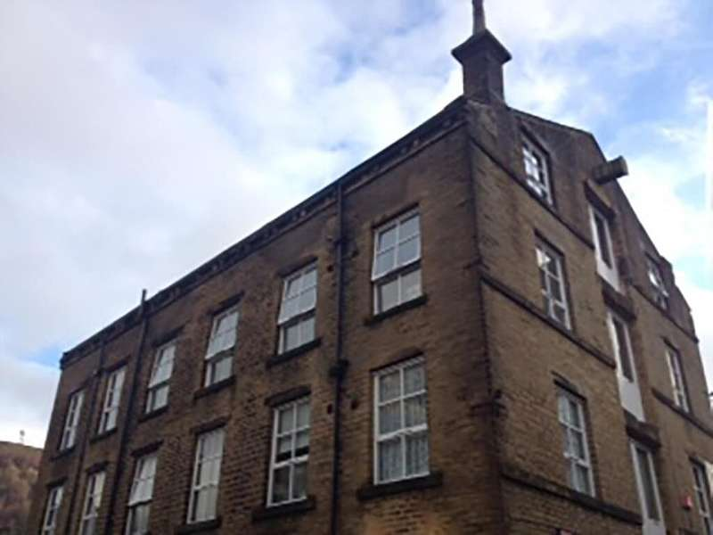 1 Bedroom Apartment Flat for sale in Dispensary Walk, Halifax, West Yorkshire, HX1 1QR