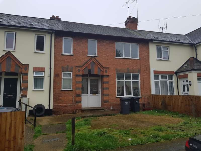 2 Bedrooms Terraced House for rent in Hereward Road, Far Cotton, NN4 8NP