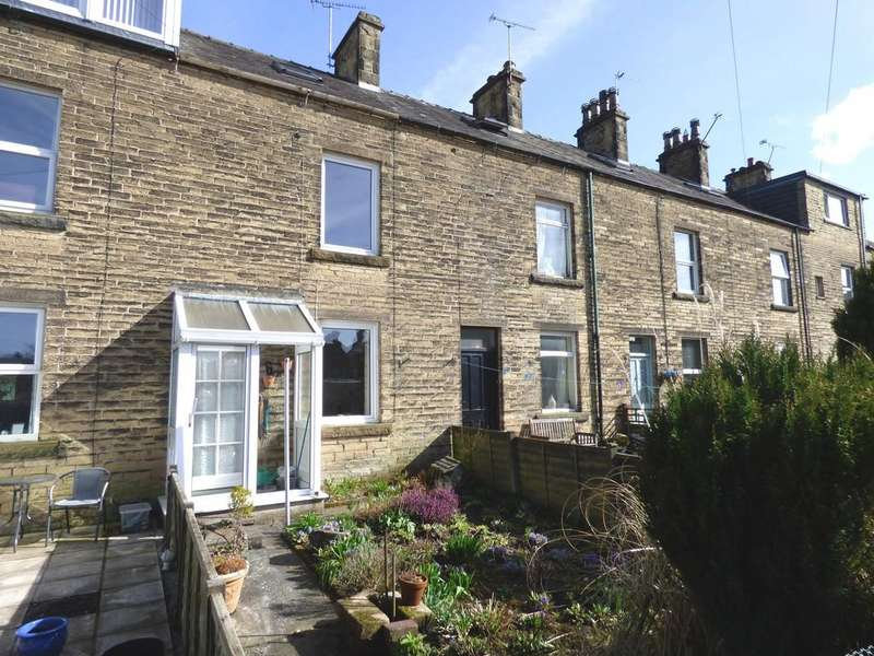 3 Bedrooms Terraced House for sale in 6 Mains View, Settle