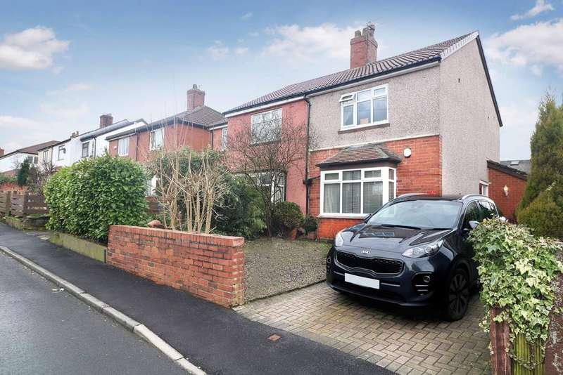 2 Bedrooms Semi Detached House for sale in Springwood Avenue, Chadderton, Oldham, Manchester OL9