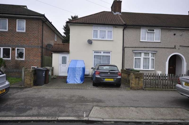 2 Bedrooms End Of Terrace House for sale in Urswick Road, Dagenham